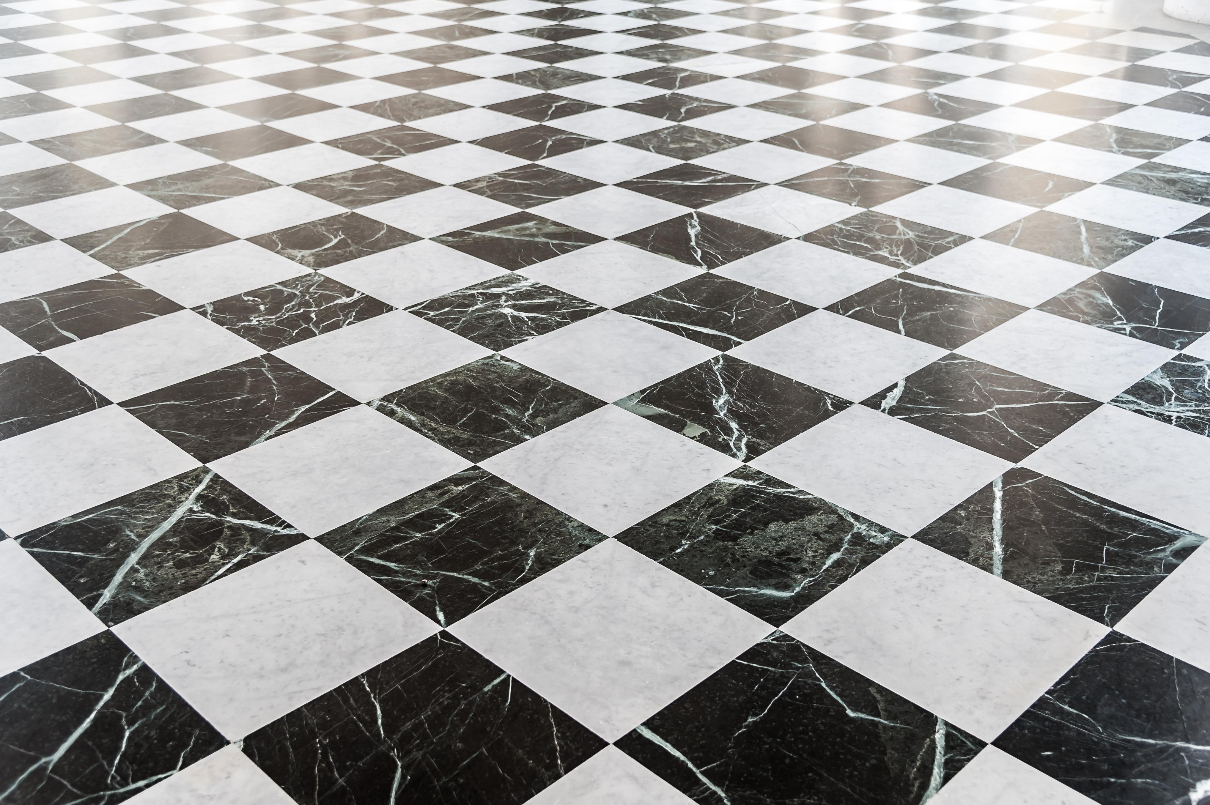 Carrara Marquina Floor.jpg