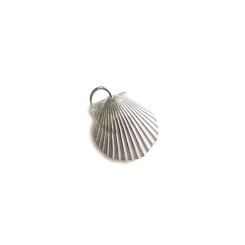 St Martin's Scallop Shell Charm