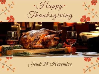 Thanksgiving !!! 🍴🍸😍