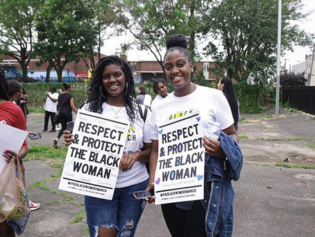 HERSTORY: Philadelphia Black Women's March