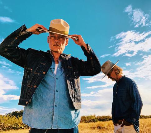 J. Tex & Frank Borgaard