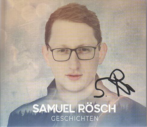 Samuel Rösch   Geschichten   handsigniert