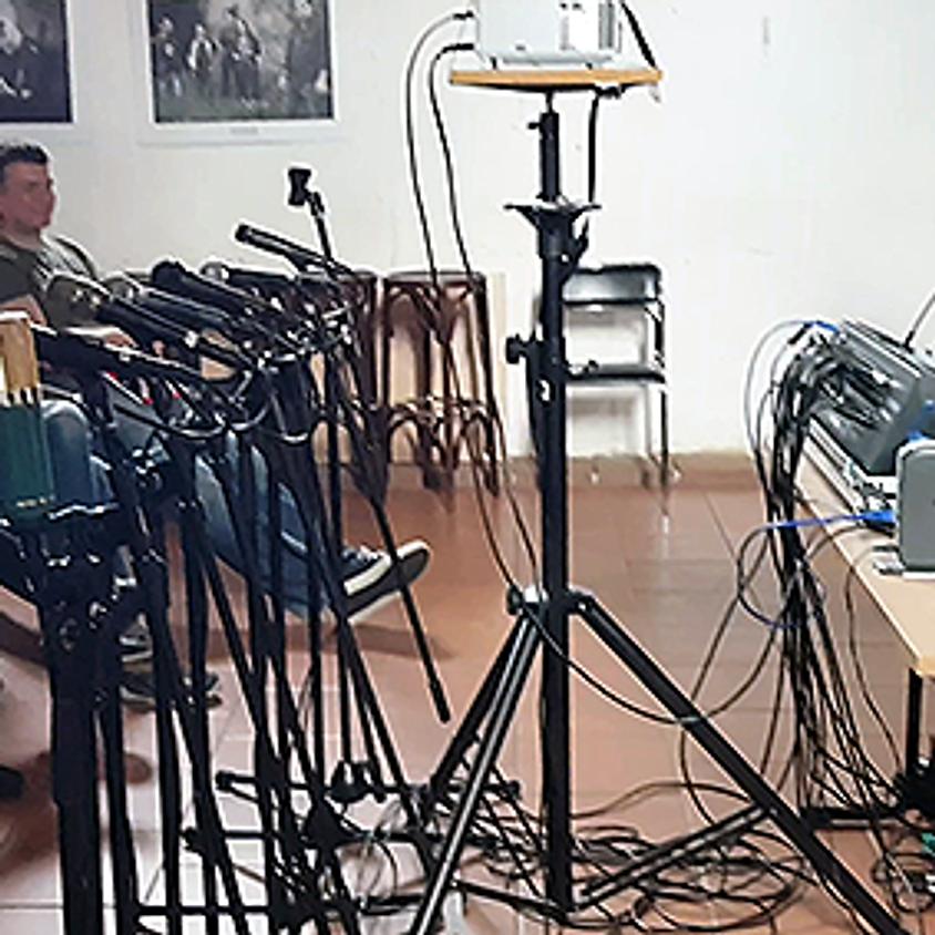 SOUND BASICS - workshop I - max. 20 Teilnehmer