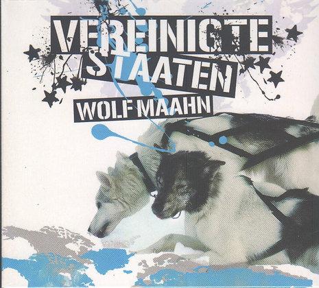 Wolf Mahn  VEREINIGTE STAATEN - Einzelexemplar