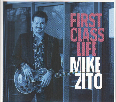 Mike Zito | FIRST CLASS LIVE | Einzelexemplar
