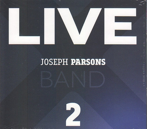 Joseph Parsons Band  LIVE 2   Nur 2 Stück