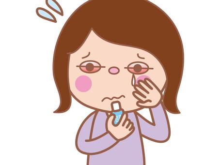 流行性角結膜炎(はやり目)