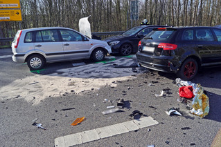 Unfall mit Verletzten