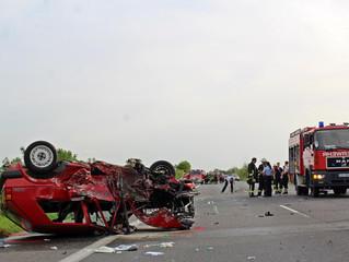 Schwerer Unfall mit Todesfolge