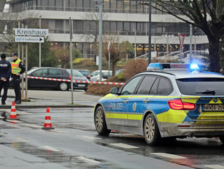 Bombendrohung in Euskirchen