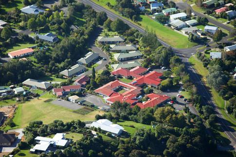 Moana House Aerial Photo