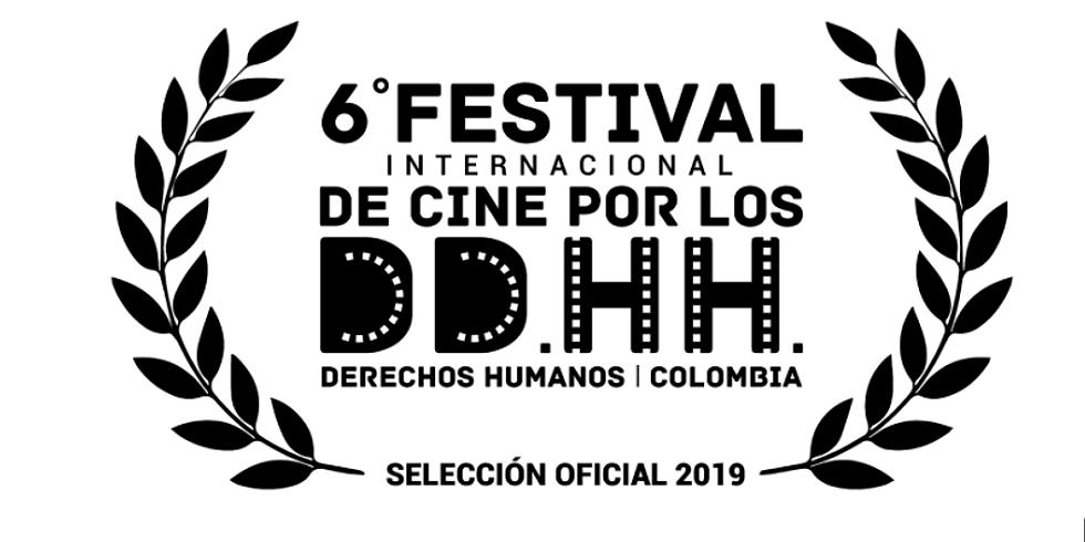 6° Festival Internacional de Cine por los DDHH