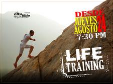 """""""Life Training"""" - desde Ago'17"""