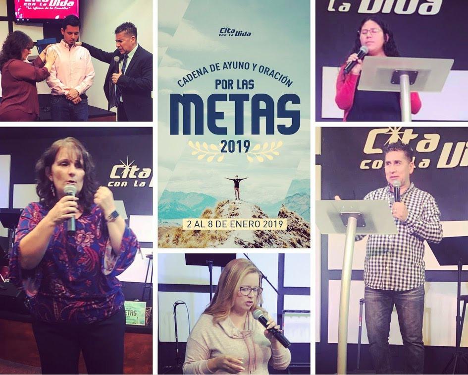 Cadena Metas 2019