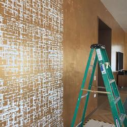 Soooo much Wall left to do!