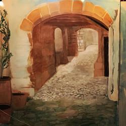 8x10 mural