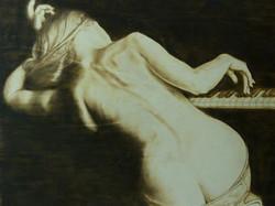 La pianista stanca