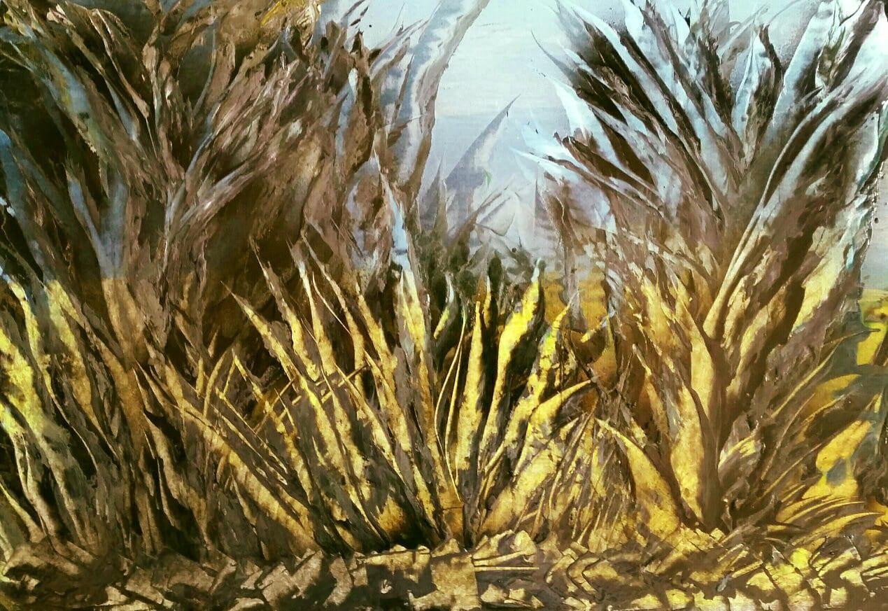 Vegetazione siciliana