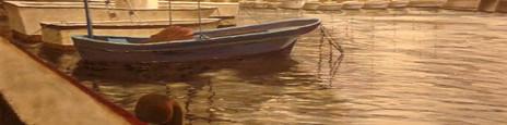 Barca a riposo