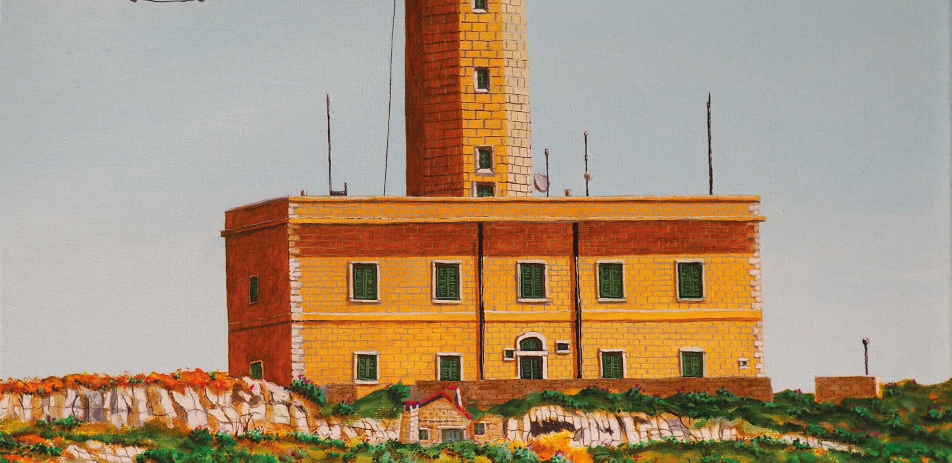 Faro di S. Eufemia - Vieste