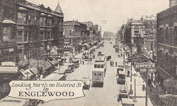 postcard-chicago-englewood-neighborhood-looking-north-on-halsted-englewood-business-mens-association