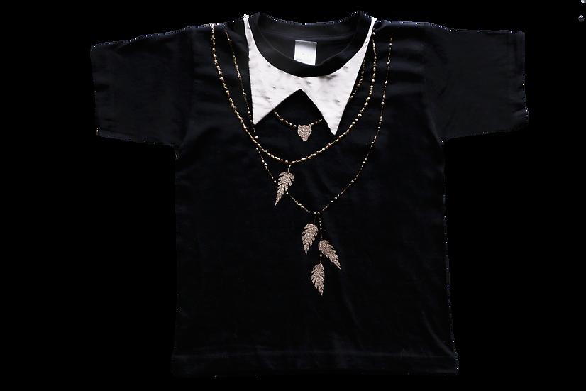 t-shirt renard fille