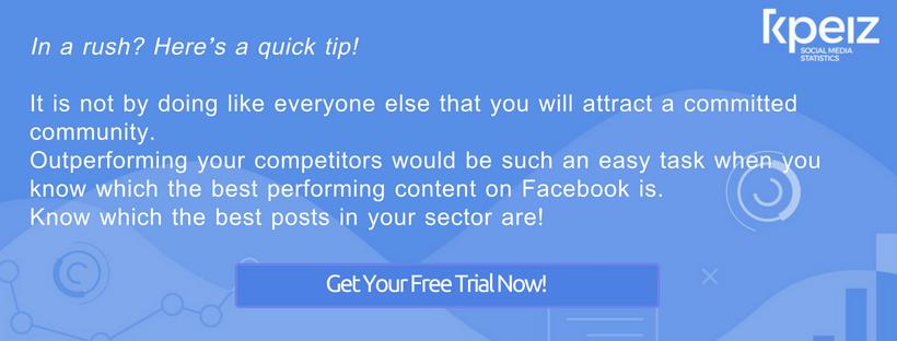 benchmark facebook social media analytics tool kpeiz