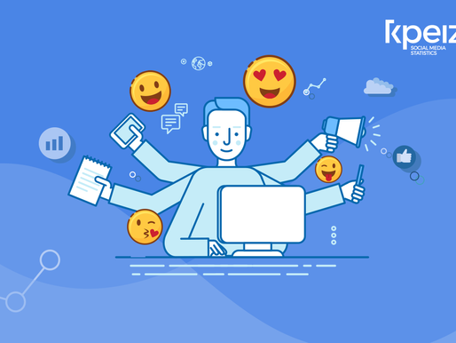 How Does Kpeiz Help you Improve your Performance on Social Media?