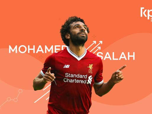 After the Match: Mo Salah the Social Mania!