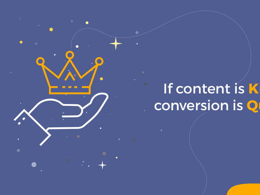 The Importance of Content and How to Improve it