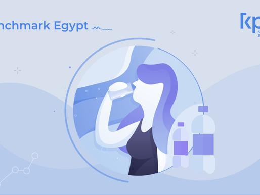 3 Water brands Stand Out on Social Media in Egypt