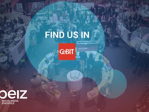 Kpeiz at CeBIT: Share our Innovative vision