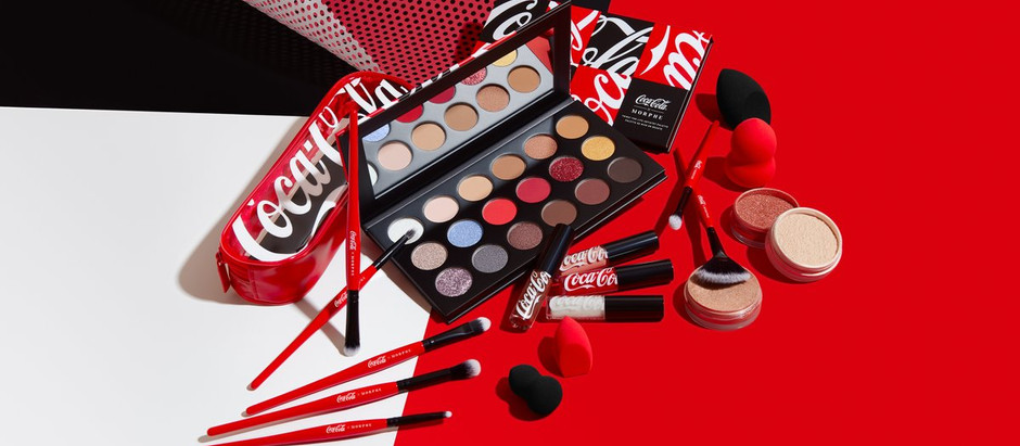 Morphe Has A Surprise New Collaboration With This Soft Drink Company