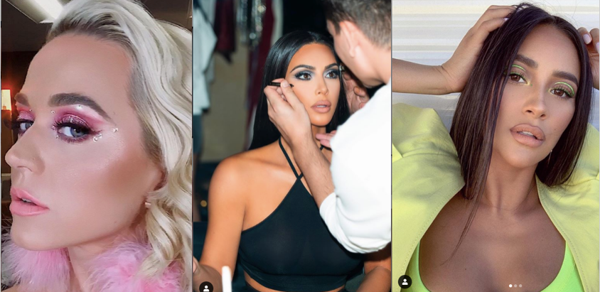 The Best Celebrity Makeup Looks Of The Week
