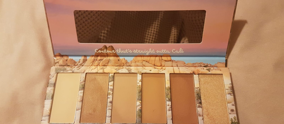 Sportsgirl California Contour Palette Review & Tutorial: The Multi-Use Palette You Need In Your Life