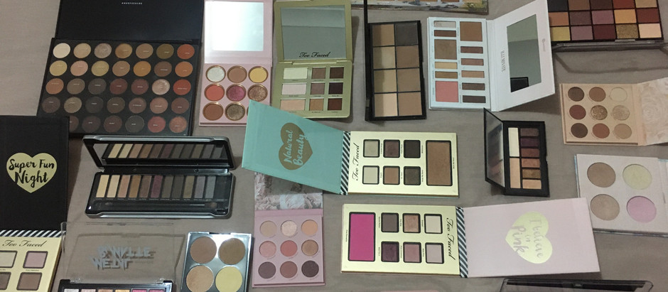 My Palette Collection - Winter 2020