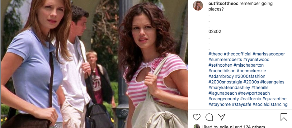 The Best Beauty Moments From The O.C.
