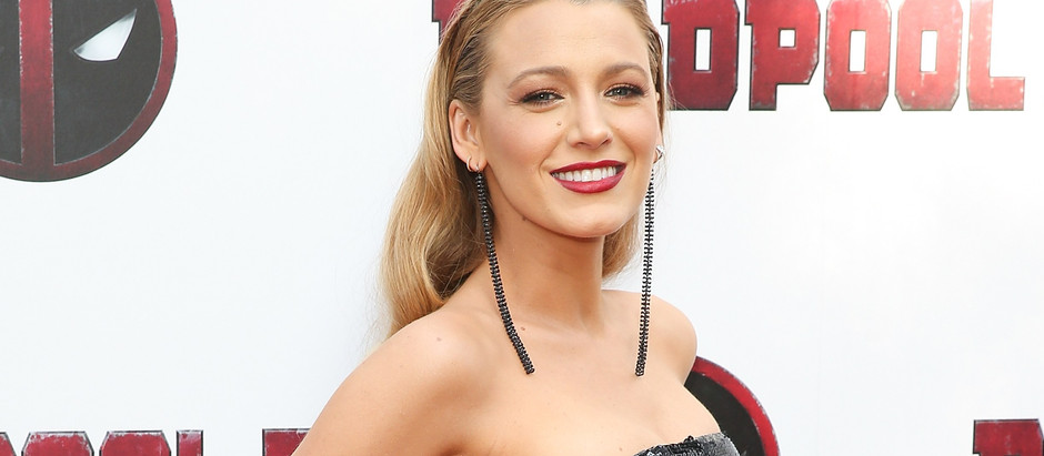 Blake Lively; Recreate The Stars 'Deadpool' Red Carpet Makeup Look On A Budget