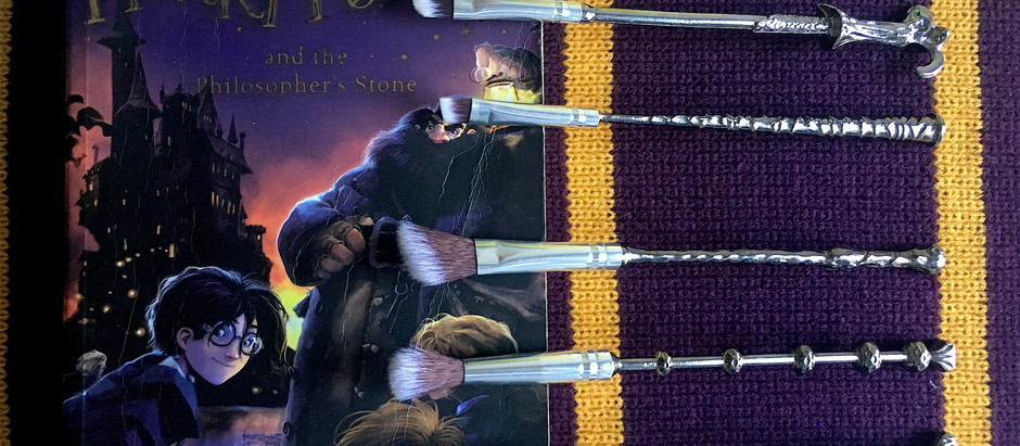 Everything You Need To Know About The Storybook Cosmetics X Harry Potter Makeup Brush Collection