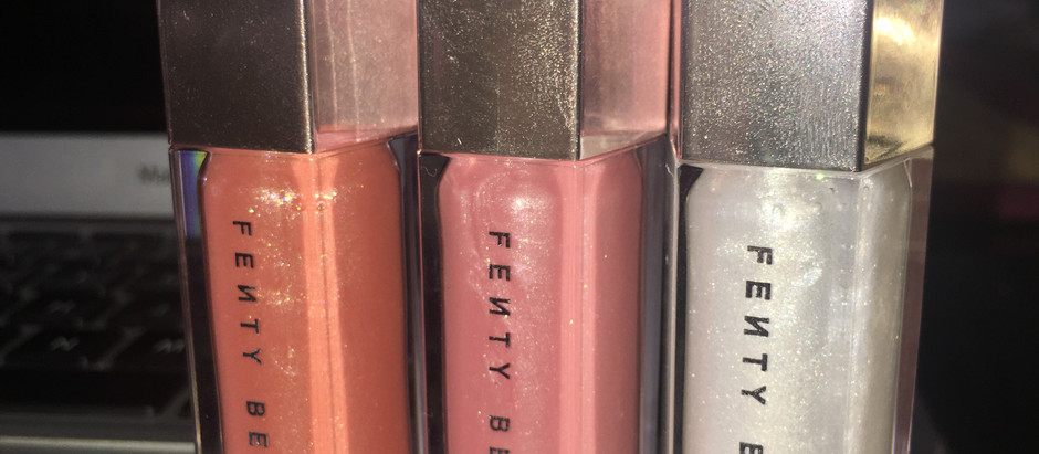 Fenty Beauty Lip Glosses: Favourite Product Of The Month