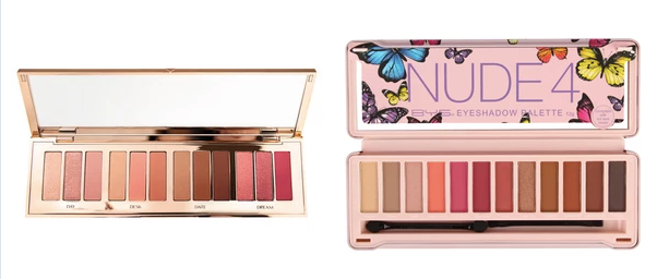 Here Are 5 Dupes For Popular High End Eyeshadow Palettes