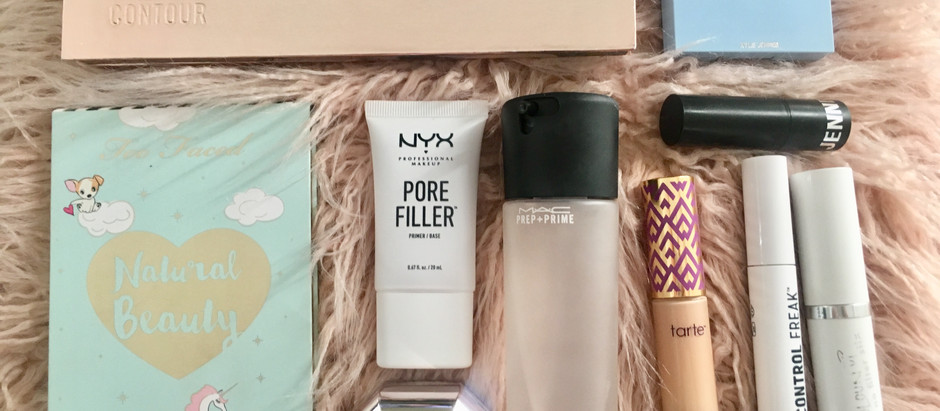 My Makeup Routine Featuring All Of My Favourite Products