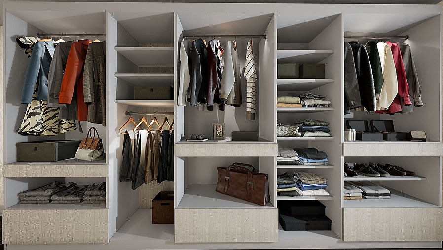 CLOSET VISUALIZATION