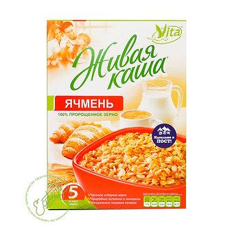 """Живая каша """"Vita"""" пророщенное зерно ЯЧМЕНЬ 300гр кор"""