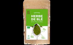 Herbe de blé en poudre Bio
