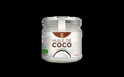 Huile de coco vierge Bio - 200 ml