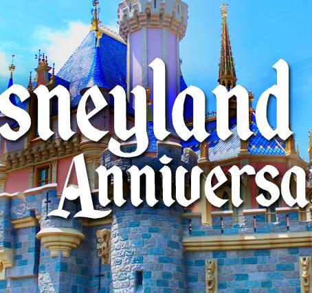 Spectro to Salute Disneyland Anniversary