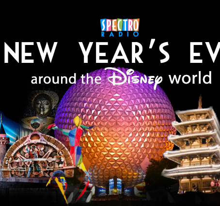NYE With Spectro: Around the Disney World