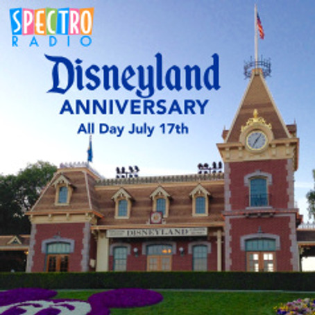 Spectro to Celebrate Disneyland Anniversary!