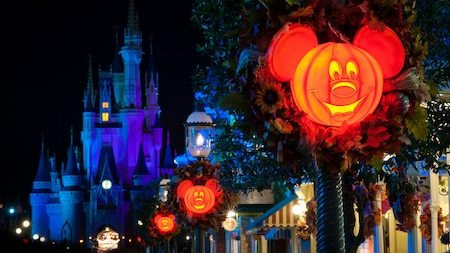 Halloween Music at the Magic Kingdom